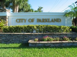 Parkland FL Real Estate