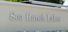 Sea Ranch Lakes FL Real Estate