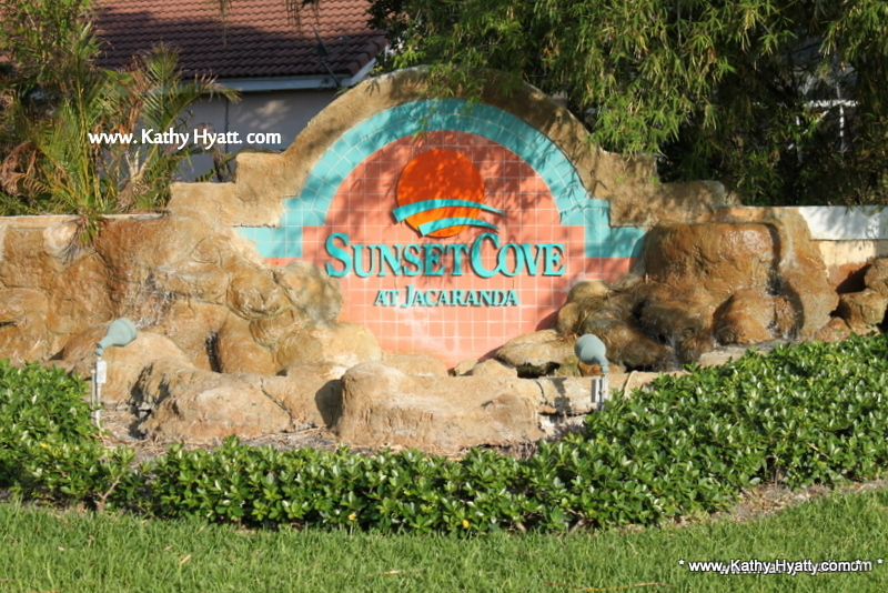Sunset Cove - Plantation FL