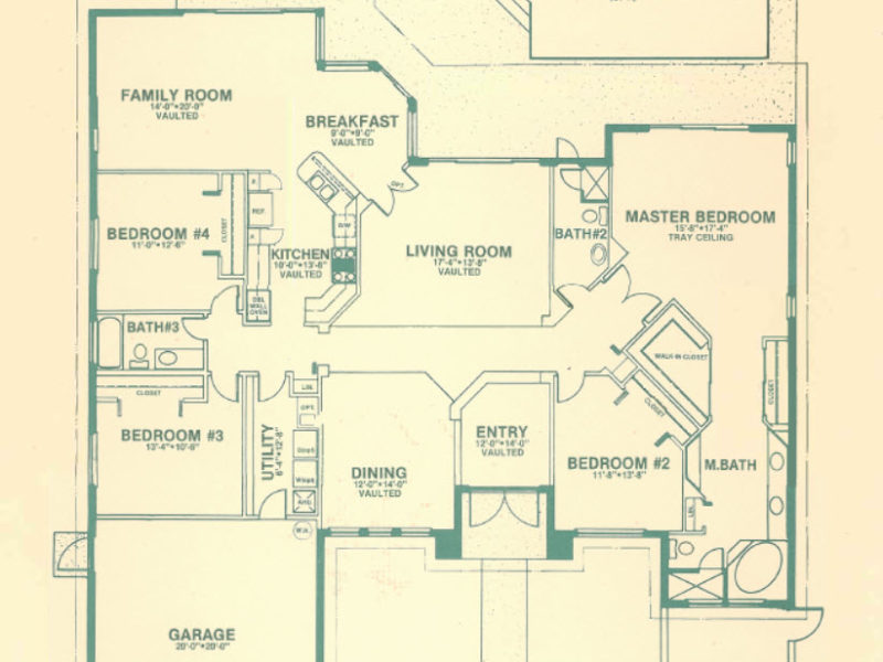 royal palm floor plan 2